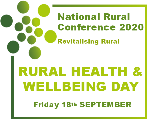 Revitalising Rural – Rural Health and Wellbeing Day