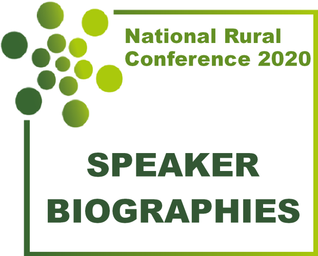 The National Rural Conference 2020 - Speaker Biographies