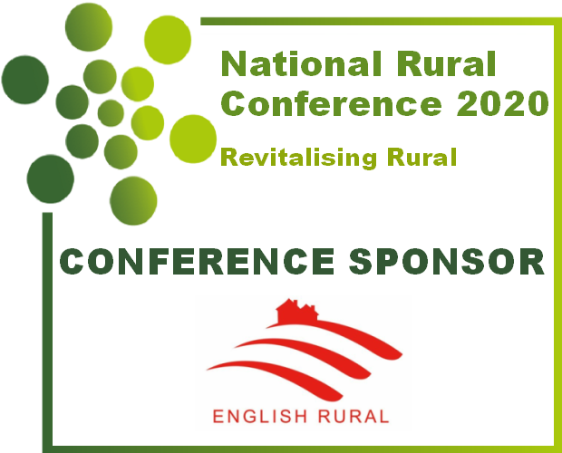 The National Rural Conference 2020 Conference Sponsor - English Rural