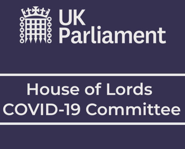 RSN Official Response to the House of Lords COVID-19 Committee