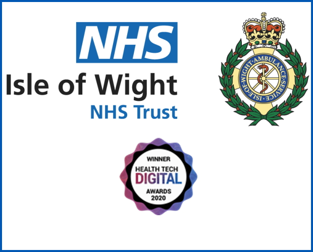 The Isle of Wight NHS Trust NHS rolls out award winning digital support to protect vulnerable residents