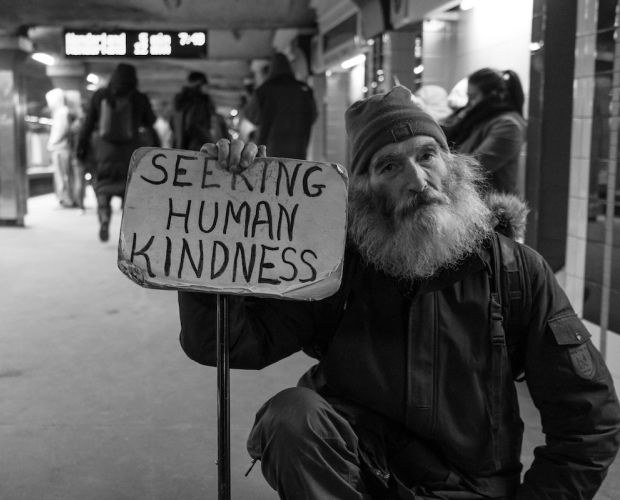 Kindness is all around us – but what part should it play in policy making?