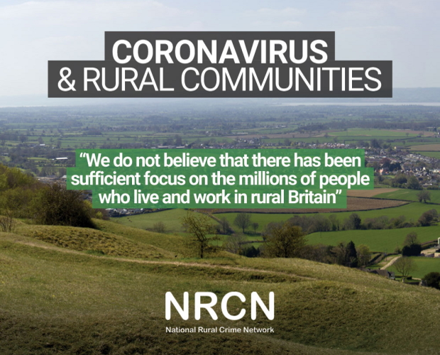 The National Rural Crime Network - Coronavirus & Rural Communities