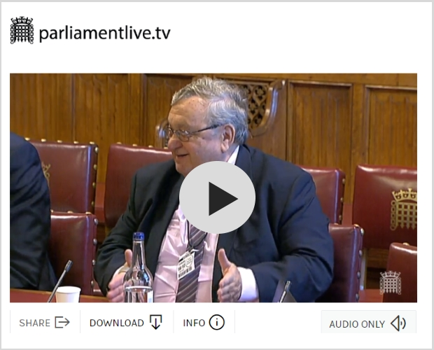 House of Lords Select Committee on the Rural Economy