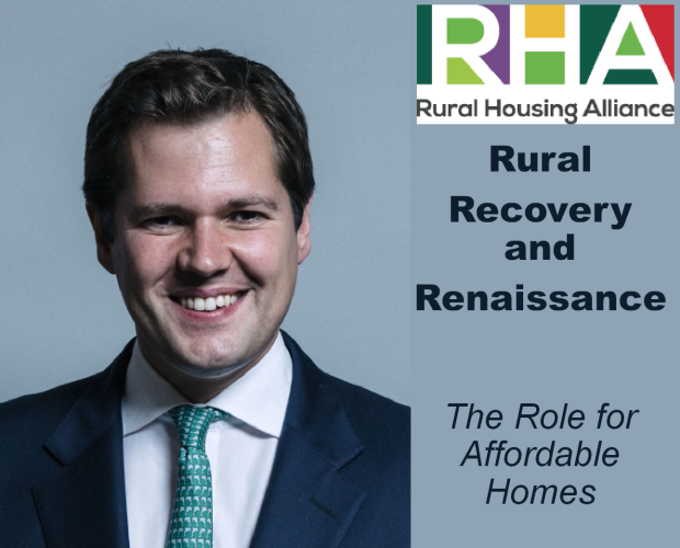 The Rural Housing Alliance ask the Government to focus on rural housing