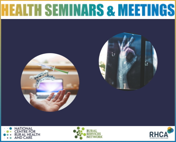 Joint meeting of Rural Services Partner Group and the Rural Health and Care Alliance - 03.12.19