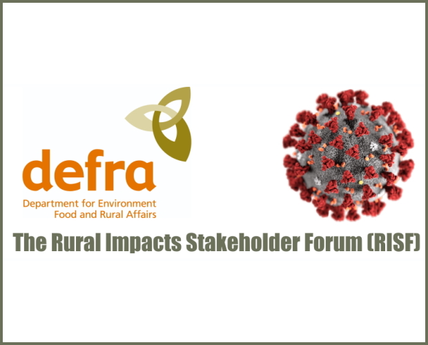 The Rural Impacts Stakeholder Forum (RISF)