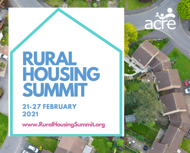 UK-wide events to inspire and support delivery of community-led affordable homes in rural communities