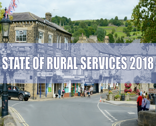The State of Rural Services Report launched in Parliament