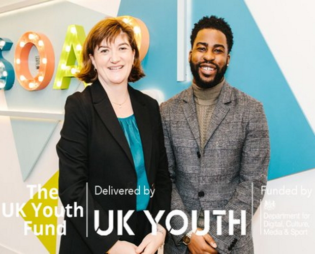 £1m funding opportunity for organisations in England working with young people