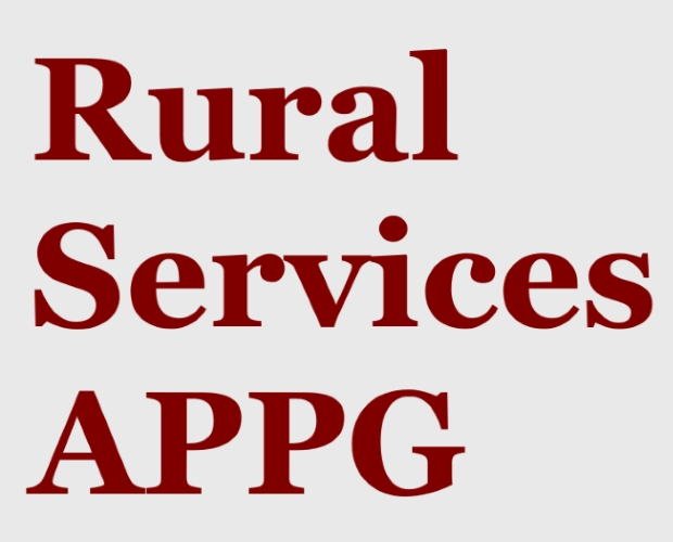 APPG on Rural Services - Meeting Agendas