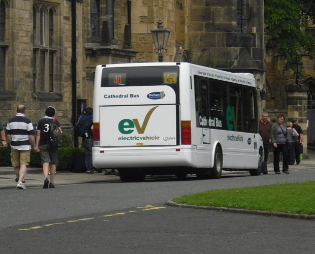 Multimillion-pound scheme to roll out zero emission buses across England launched