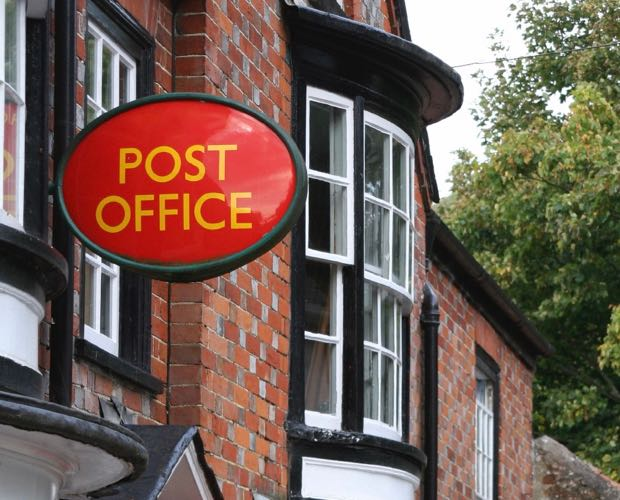 Call for the government to increase funding for Post Offices