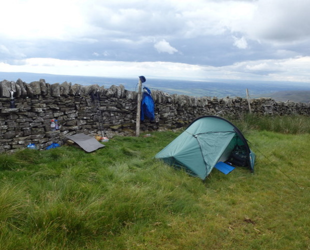 Rise in wild camping hits beauty spots in rural areas