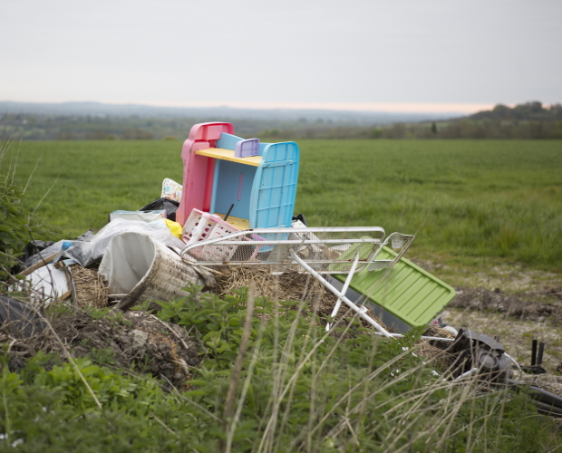Defra provide guidance to residents to avoid an increase in flytipping during lockdown