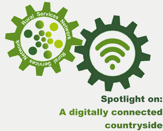 Spotlight on a digitally connected countryside
