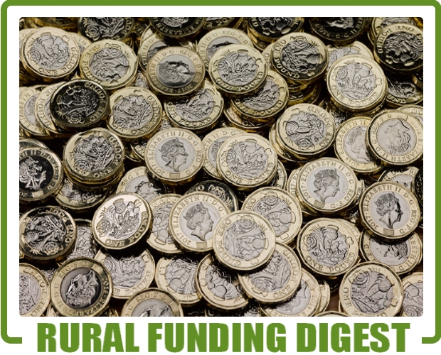 Rural Funding Digest - August 2018