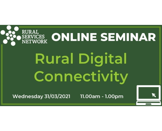 RSN Seminar: Rural Digital Connectivity