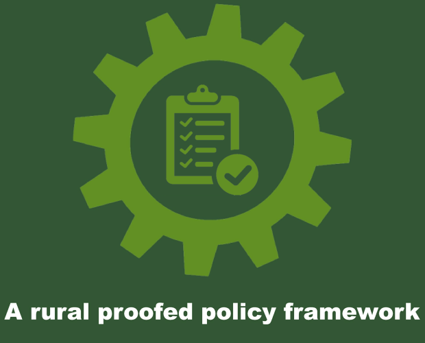 RSN Priority - A rural proofed policy framework
