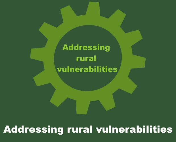 Addressing rural vulnerabilities