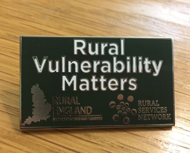 2018 - Parliamentary Rural Vulnerability Day
