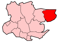 Tendring-map