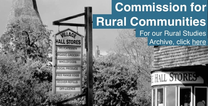 Commission for Rural Communities
