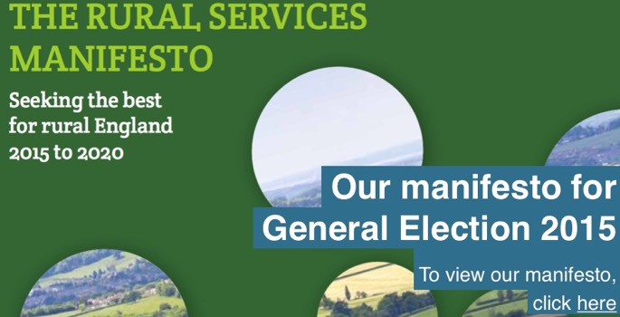 The Rural Services Manifesto