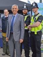 Derbyshire unveils rural crime taskforce