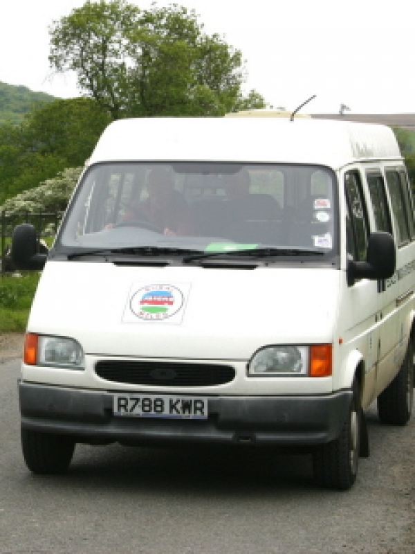 Community transport connects residents
