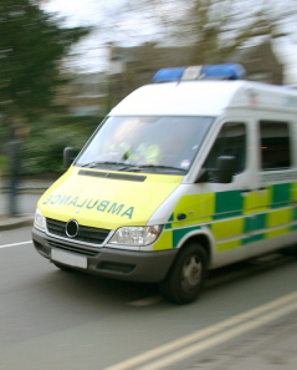 Call to improve ambulance responses